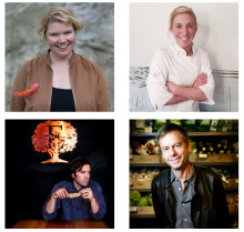 'What's Cooking?' - Discover the hidden secrets of food at TEDxStockholmSalon #3/2014