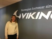 Ny drivkraft er ansatt i Viking Outdoor Footwears ledergruppe. Gitte Thune starter som Vice Presidant Global Sales 1.mars 2018.