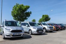 Bejött a Ford 2012-ben megkezdett haszongépjármű stratégiája, a Ford évek óta a legkedveltebb haszongépjármű márka hazánkban