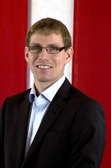 Ny regionchef för Veidekke Bostad AB, Region Väst