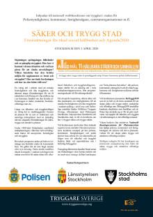 Inbjudan webbkonferens: Säker och trygg stad