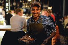Thanksgiving - en amerikansk tradition på Kitchen & Table Norrmalm