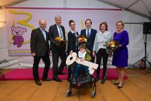 Festakt im Kinderhospiz Bärenherz: Neue Räumlichkeiten nach baulicher Erweiterung eröffnet