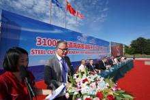 Byggstart för Stenas nya RoPax-färjor - blir de mest energieffektiva i sitt slag