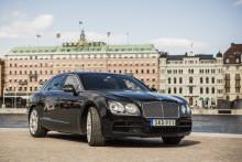 New Bentley now in Grand Hôtel's fleet of luxury cars