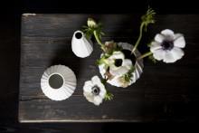 Vaser i kjølige farger til høsten
