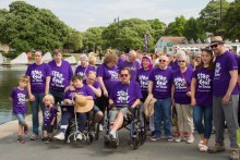 Survivors take a Step Out for Stroke in Portsmouth