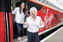 Sir Richard Branson calls for start-ups to revolutionise rail travel