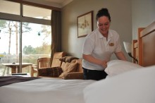 Campaign to Find 400 Housekeeping Assistants for Woburn Forest starts