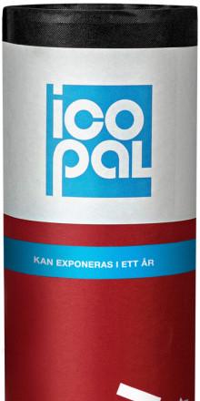 Icopal lanserar ny starkare underlagsduk för bandtäckning