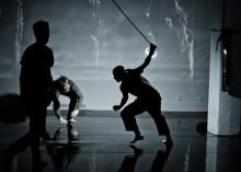 Arty Farty Klubb - dansfest på Folkteatern