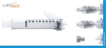 LuerJack Lock - US FDA 510(k) cleared