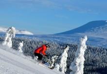 Lav svensk krone giver billige skirejser