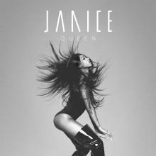"""Janice intar tronen med """"Queen"""""""