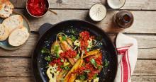 Ekologisk falafel och vegofärs från Anamma lanseras nu till restaurang och storhushåll