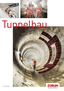 ZÜBLIN: Tunnelbau