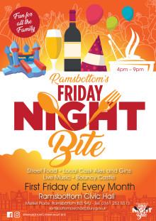 Friday night is Bite Night!
