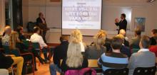 Stort gensvar från företagen när Nordic MedTest presenterades