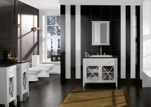 Culture du bain et tradition d'autrefois – Collection Hommage : Exceptionnelle collection de style rétro pour les plus hautes exigences en matière de salles de bains