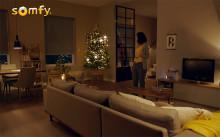 Somfy Sweden önskar en smart God Jul