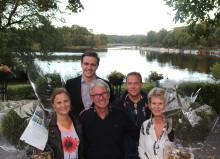 Lars Krantz hyllar Diligentias tävling om grönare gårdar