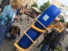 Kunstnere og kulturpersoner på jagt efter inspiration i Berlin