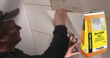 Smidigt och flexibelt lättfix med bra häng, weberset 640 light