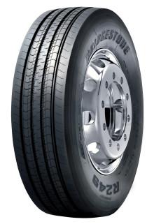 Bridgestone lanserar Ecopia lastbilsdäck med lågt rullmotstånd