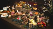 Snart dags för årets klassiska julbord i Artipelag Restaurang