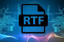 Was ist RTF-Datei und wie umwandeln Sie RTF in PDF - Einfach
