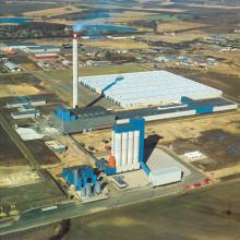 Saint-Gobain ISOVER fabrik fejrer 35 års jubilæum i Vamdrup