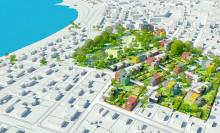 Ny stadsdel i Höganäs - Tema leder nybyggnation