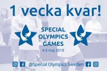 En vecka kvar till årets största idrottstävling i Göteborg