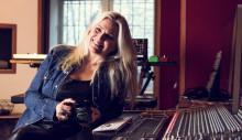 Josefin Glenmark-Breman trivs ute på vägarna