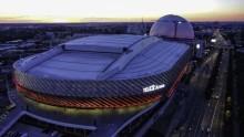 Tele2 Arena uppkopplad med Cisco StadiumVision Mobile