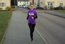 Essex stroke survivor takes on Resolution Run for the Stroke Association
