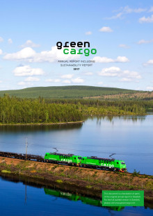 Green Cargo Annual Report 2017