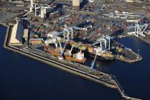 Ökad efterfrågan på sjötransporter ger Helsingborgs Hamn en stark start på 2015