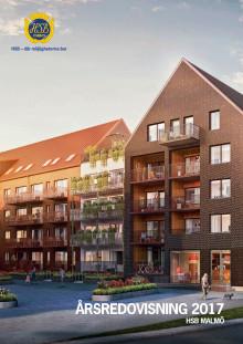 HSB Malmö årsredovisning 2017