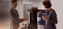 Kärleken mellan kaffe och arbete