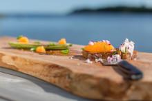 Löjrommens dag firas på lördag i Spikens fiskehamn!