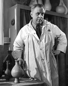 """Påminnelse om boksläpp på Porslinsmuseet: """"Wilhelm Kåge  - formgivare i folkhemmet"""""""