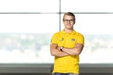 FM Mattsson satsar på unga VVS-installatörer: Stödjer Patrik Eriksson från Dalarna i Yrkes-EM