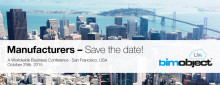 BIMobject® LIVe – at Autodesk Gallery, San Francisco