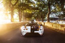 A Goodwood Festival of Speed látogatói megcsodálhatják a Ford korábbi és jelenlegi országúti és versenyautóinak sokféleségét