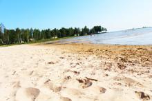 Vita Sandars investeringar får fler gäster att besöka Mellerud och Dalsland