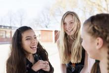 Rekordstort intresse för natur- och teknikläger för tjejer