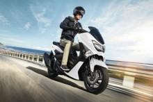 原付二種スクーター「NMAX ABS」をカラーチェンジ 市街地走行にフィットするスタイルと走りをコンパクトなボティに凝縮