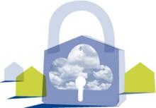 Operatörer i Interxions datacenter skapar åtkomst till AWS Direct Connect och Microsoft Azure ExpressRoute