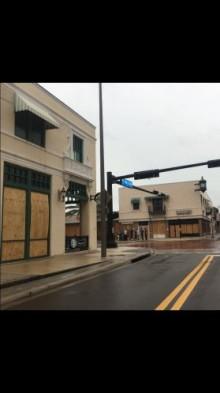 Affärer i Clearwater  fick extra skydd från Scientologi- kyrkan
